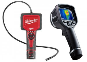 Infrared and In-Wall Inspection Cameras