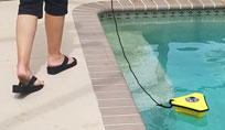 Stray Voltage Testing in Pool