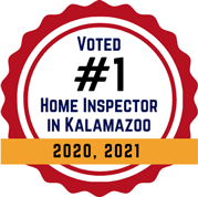 Voted #1 Home Inspector in Kalamazoo 2020, 2021